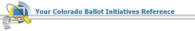 The 2008 Colorado Ballot
